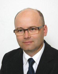 Adrian Wośkowiak - dyrektor Zespołu Szkół im. M. Kopernika w Witnicy